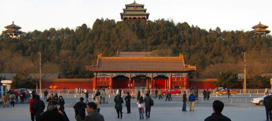 Taman Jingshan - Relaksasi Indah di Beijing Hilltop