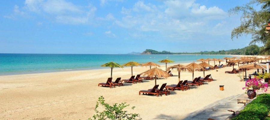 4 Wisata Pantai Terindah di Myanmar